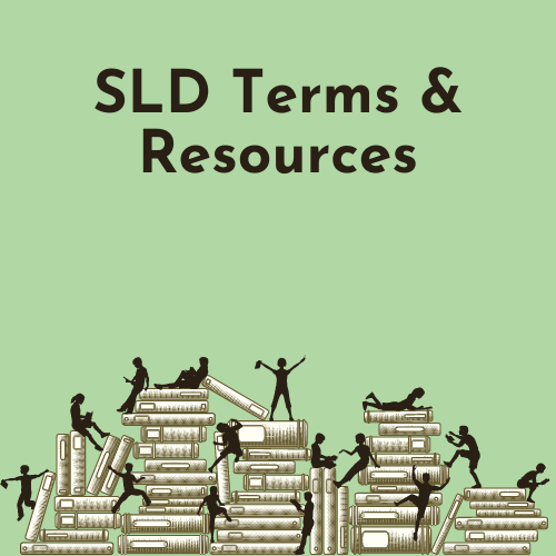 SLD Terms & Resources
